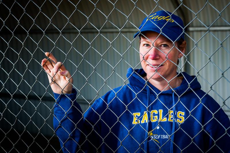 Sports Portraits - Softball - Sarah French-8