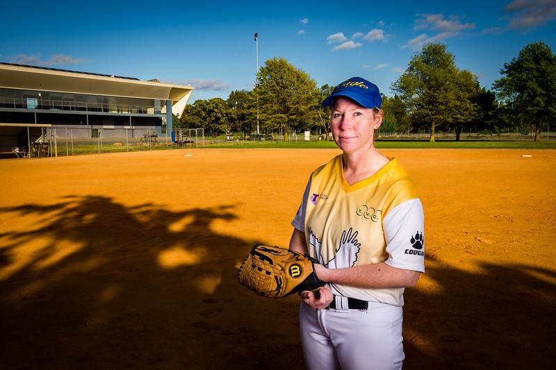 Sports Portraits - Softball - Sarah French-48