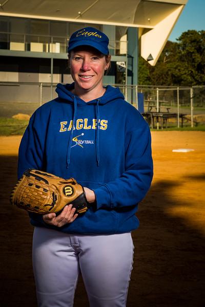 Sports Portraits - Softball - Sarah French-12