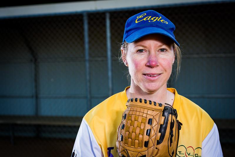 Sports Portraits - Softball - Sarah French-21