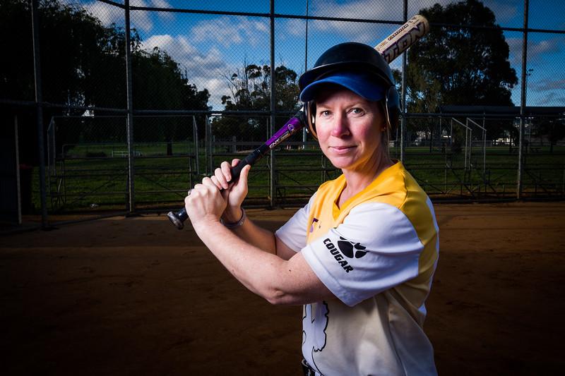 Sports Portraits - Softball - Sarah French-43