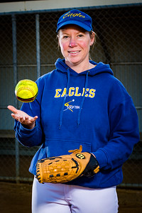Sports Portraits - Softball - Sarah French-19