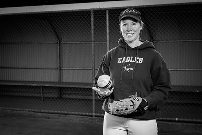 Sports Portraits - Softball - Sarah French-17