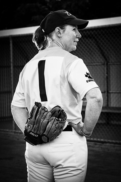 Sports Portraits - Softball - Sarah French-25