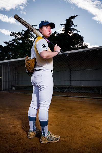 Sports Portraits - Softball - Sarah French-37