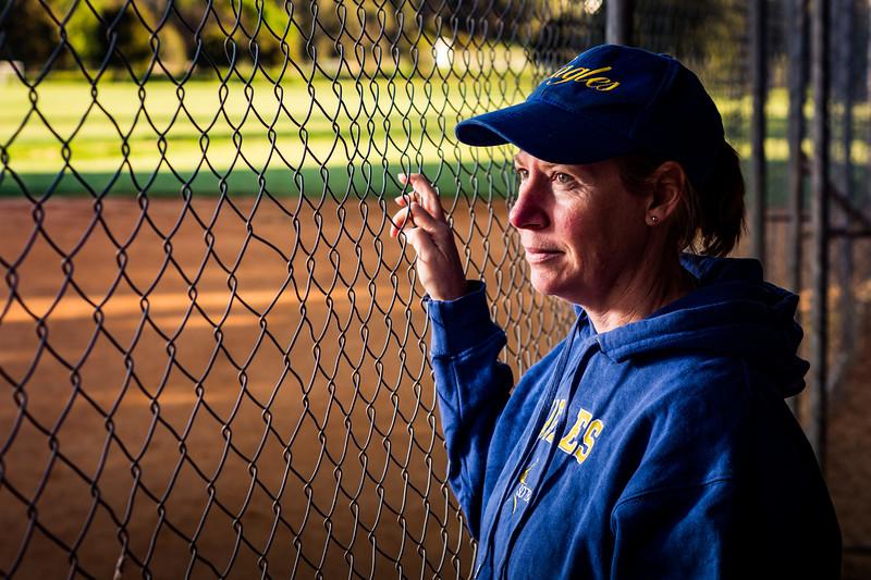 Sports Portraits - Softball - Sarah French-5