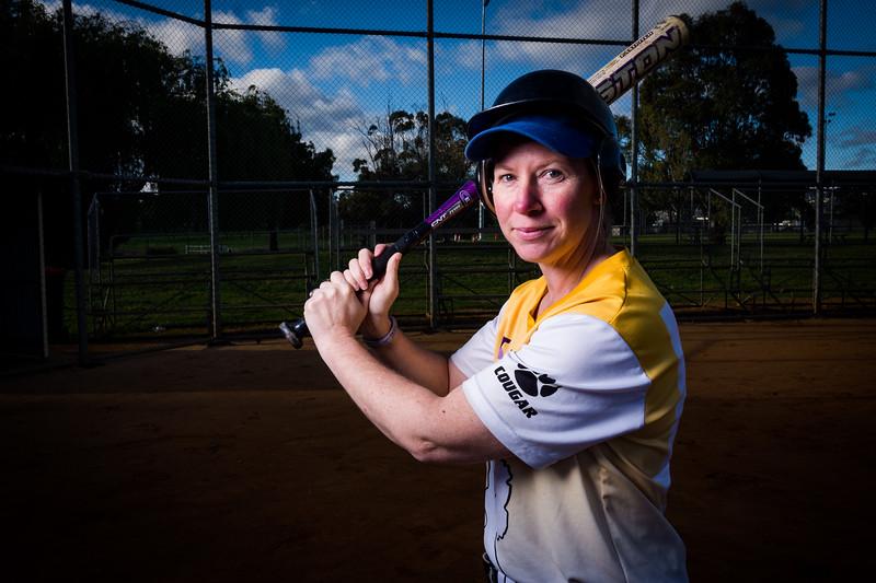 Sports Portraits - Softball - Sarah French-42