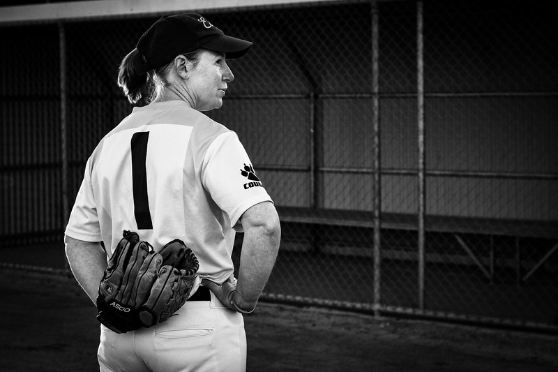 Sports Portraits - Softball - Sarah French-27