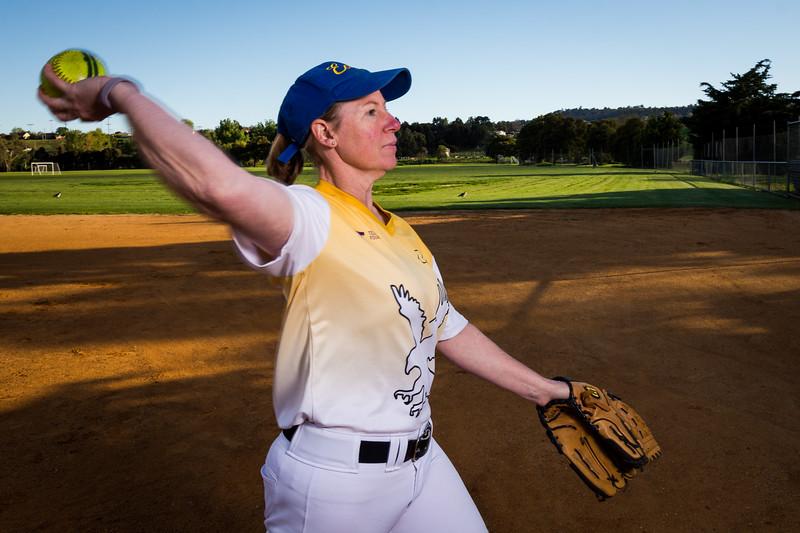 Sports Portraits - Softball - Sarah French-46