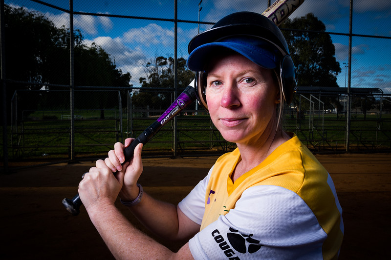 Sports Portraits - Softball - Sarah French-39