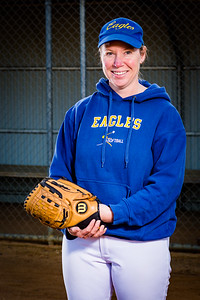 Sports Portraits - Softball - Sarah French-13