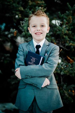 P Kids Baptism