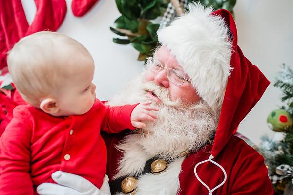 P Kids Santa