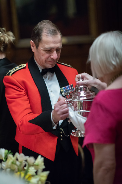 Company of PR Military Dinner