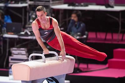 Pan American Games 2019:  Lima, Peru, Artistic Gymnastics JUL 25
