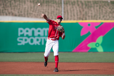 Pan American Games 2019: Baseball, Canada vs Puerto Rico AUG 02