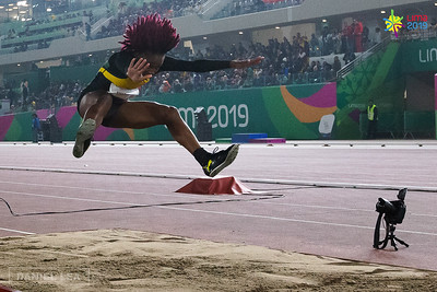 Pan American Games 2019: Athletics AUG 06