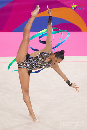 Pan American Games 2019: Rhythmic Gymnastics, Apparatus Finals AUG 05