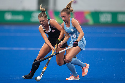 Pan American Games 2019: Field Hockey, Argentina vs Canada, Women's JUL 31