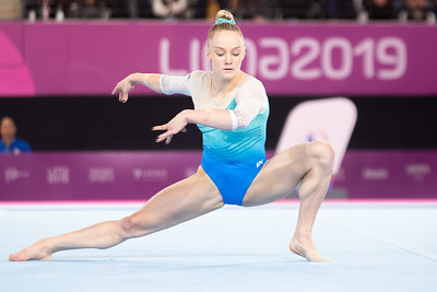 Pan American Games 2019: Artistic Gymnastics Women's All Around final JUL 29