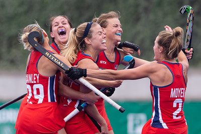 Pan American Games 2019: Field Hockey, Chile vs USA, Women's JUL 31