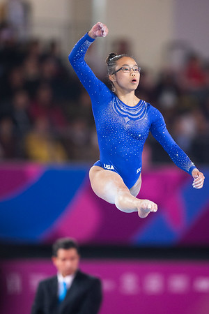 Pan American Games 2019:  Artistic Gymnastics Women's Qualification and Team Final  JUL 27