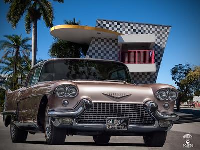 Pedro Sanchez's 1957 Caddy