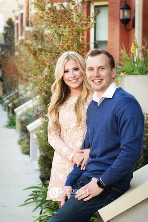 AndyGina Engagement Portraits