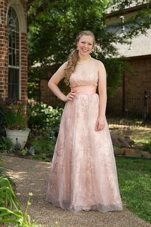 Katie's Senior Prom