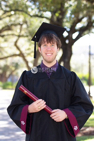 Christopher A&M Portraits