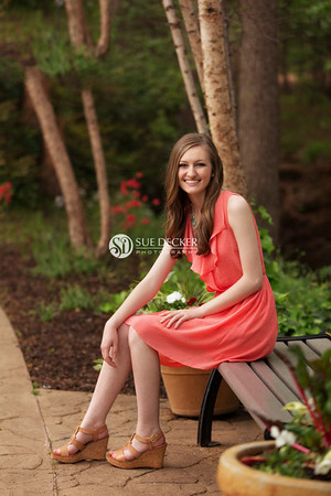 Emma Senior Portraits