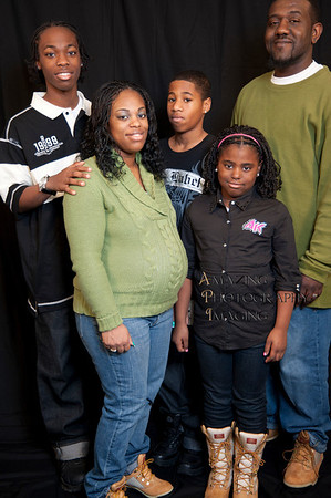 Tashema, Brandon & Family