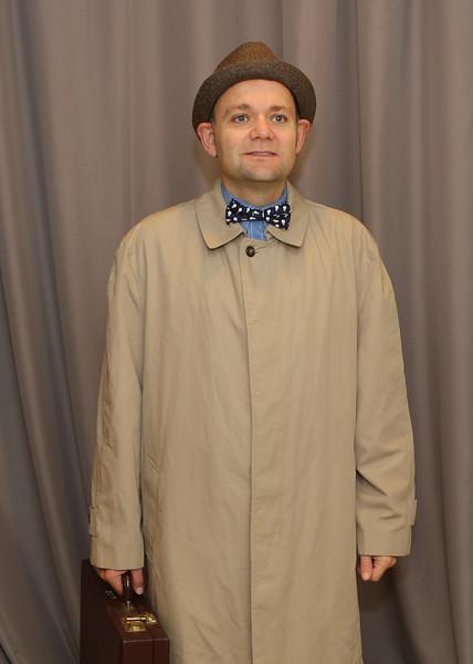 Pete Portrait October