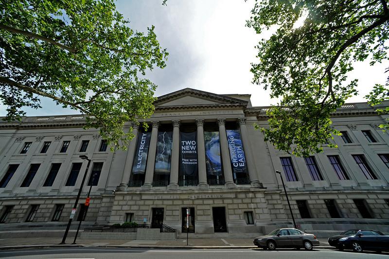 Ben Franklin Institute<br /> Ben Franklin Parkway<br /> Philadelphia<br /> 7 May 2010