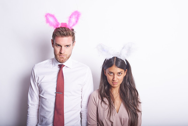 Photo Booth // Ryan & Laura