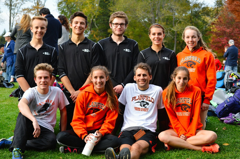 PHS-Eastern Connecticut Conference XC Championship 10-2015