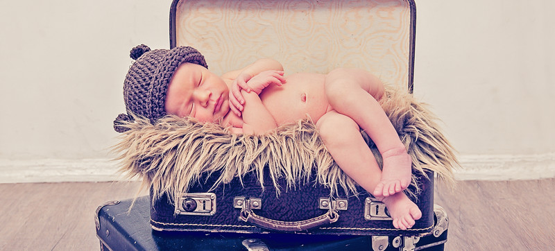 Newborn & Family Photography by Zane Karklina The Fairy Godmother Project