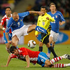 Group F: Italy v Paraguay