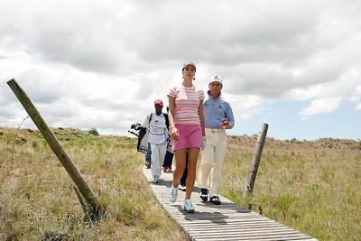 30 November 2008, Maria Verchenova during the Gary Player Invitational  Fancourt, George ©Luke Walker/Sunshine Tour