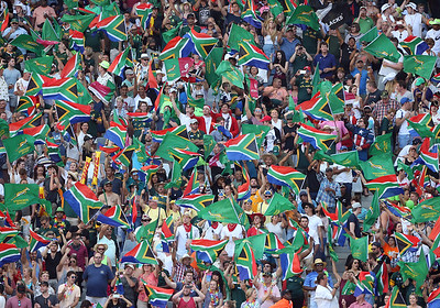 HSBC World Rugby Sevens Series - Cape Town - Day 2