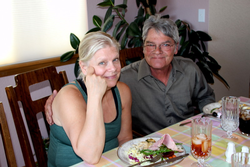 Sue & Sandy Santori
