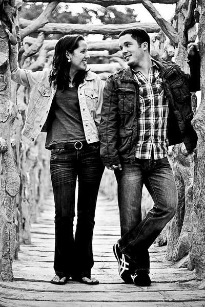 Alysha and David
