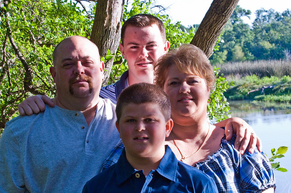 Borden family