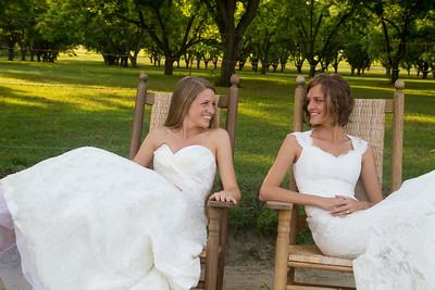 Dual Brides