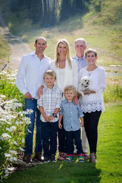 Dosher Family Portrait