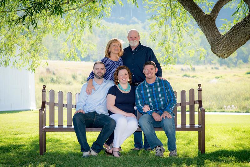 Freeman Family Portrait