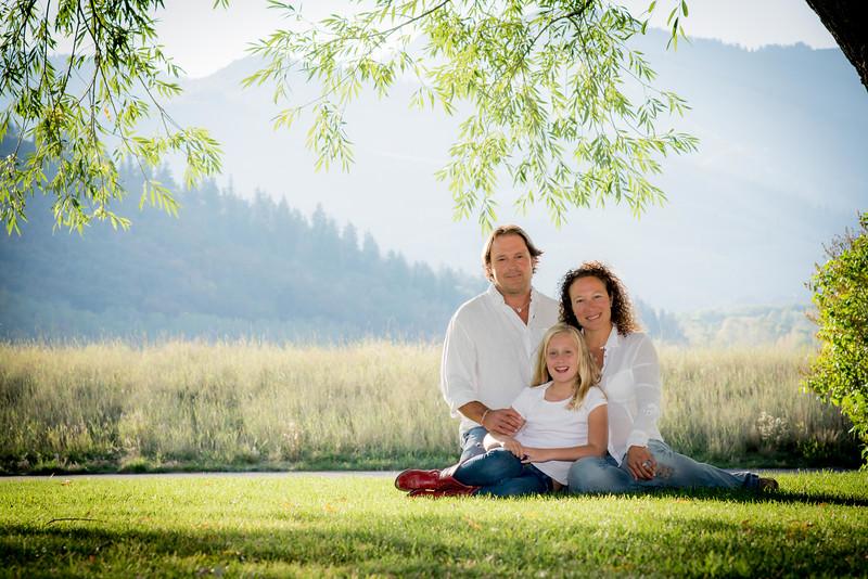 Gallant Family Portrait