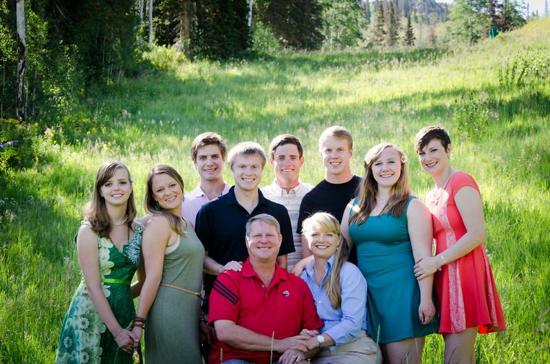 Imlay Family Portrait