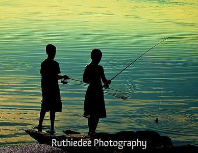 Fishing in the Nip