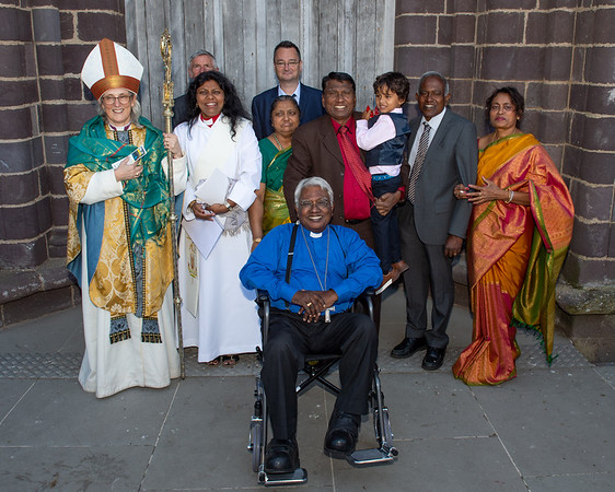 Reverend Shirley Murphy's Ordination